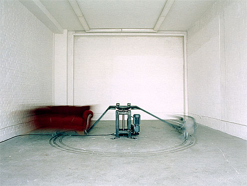 rotierendes Sofa, 1995